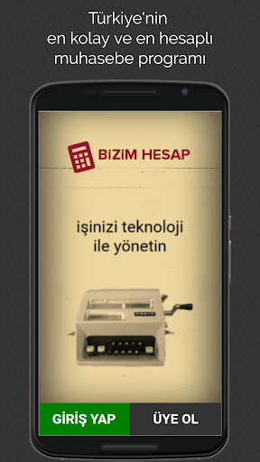Bizimhesap screenshot