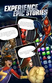 Marvel Puzzle Quest Screenshot 20