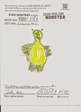 Photo: Fury by Zachary Mills, age 8