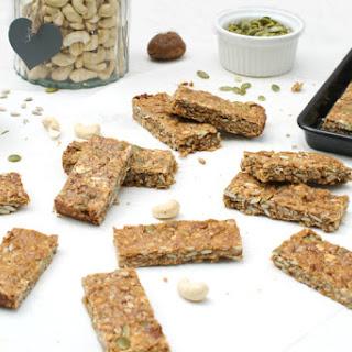 Cashew & Fig Bars [Vegan] [Gluten Free] Recipe