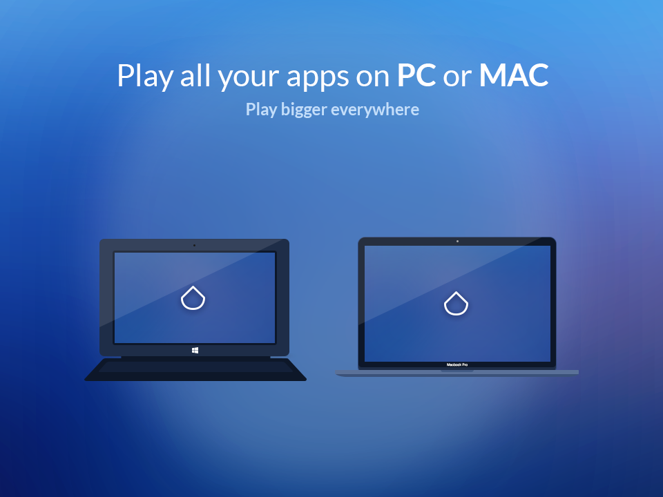 AppCast for BlueStacks- screenshot