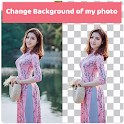 Change Background of Photo Without Cutting icon