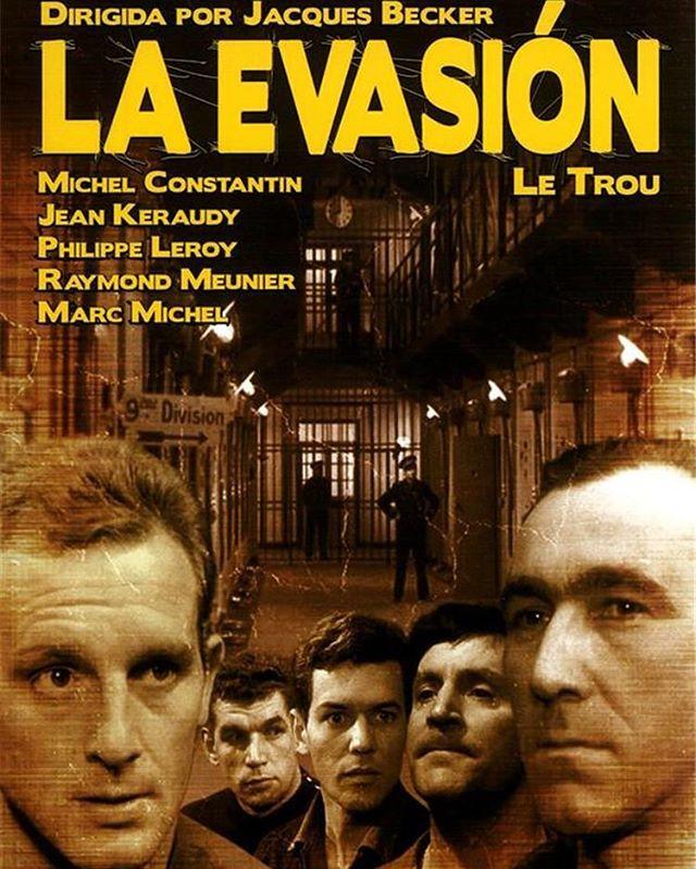 La evasión (1960, Jacques Becker)