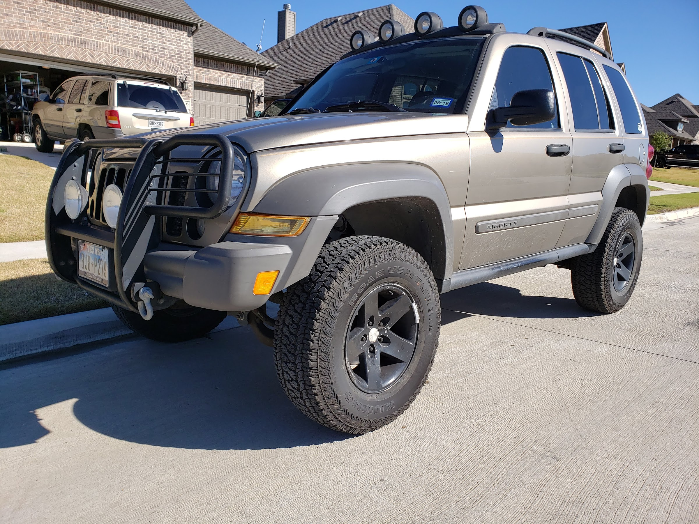 Unfortunately It S Time To Let My Kj Go Is A 2007 2wd Sport With 148k Ish Miles On These Pics Were Taken About 3 Weeks Ago