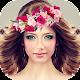 Flower Crown Hairstyle (app)