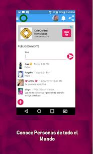 Chat para conocer Personas 4