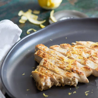 Easy Pan-Fried Lemon Chicken.