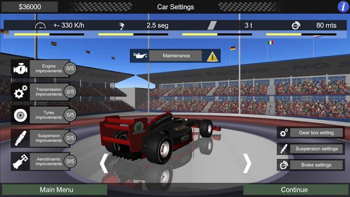 FX-Racer Unlimited- screenshot thumbnail