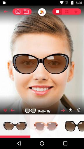 Glassify - TryOn Glasses  screenshots 2