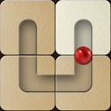 Roll the labyrinth ball icon