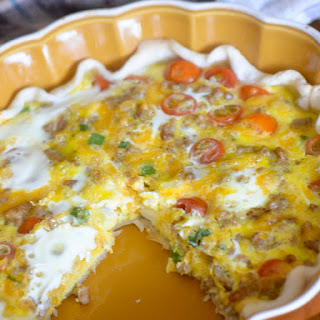 Trisha Yearwood'S Country Quiche Recipe