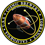 Logo of Cosmic Ales Hell Hound Brown