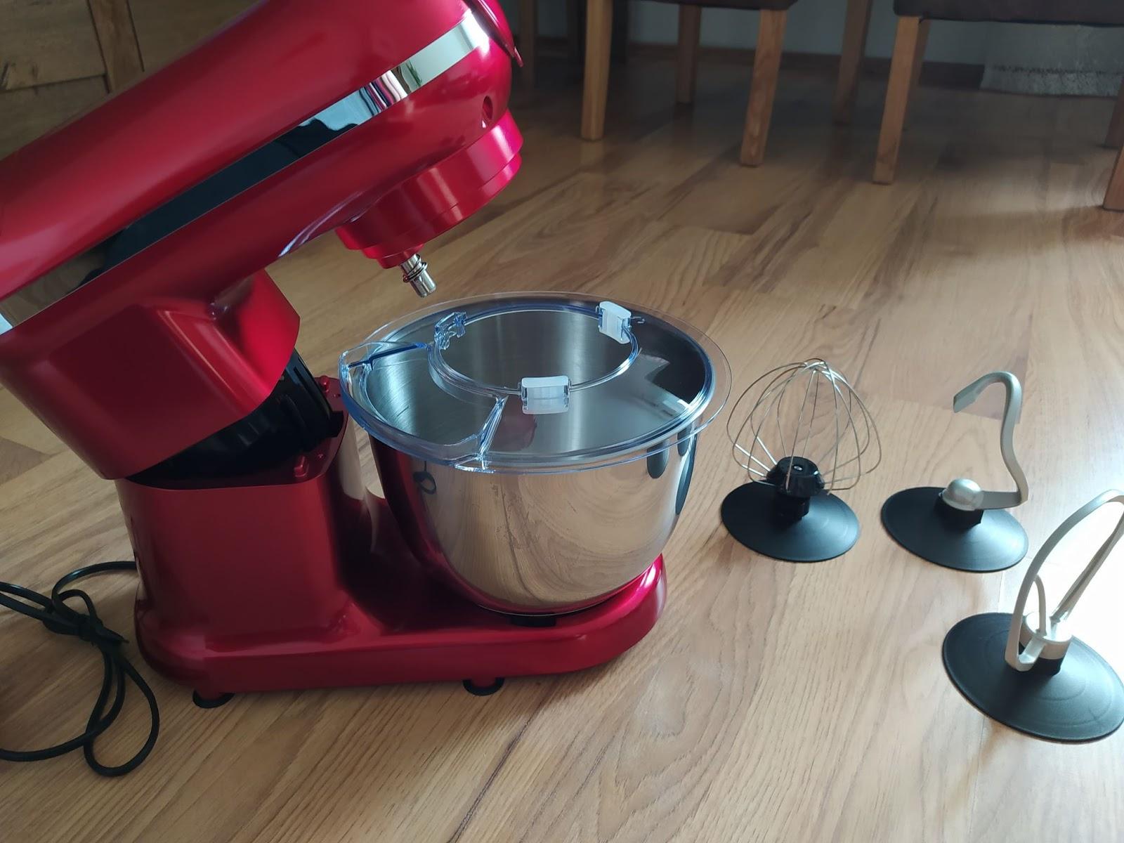Recenze Delimano: kuchyňský robot Pro