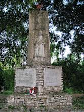 Photo: Szovjet katonai temető