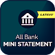 Download All Bank Mini Statements For PC Windows and Mac