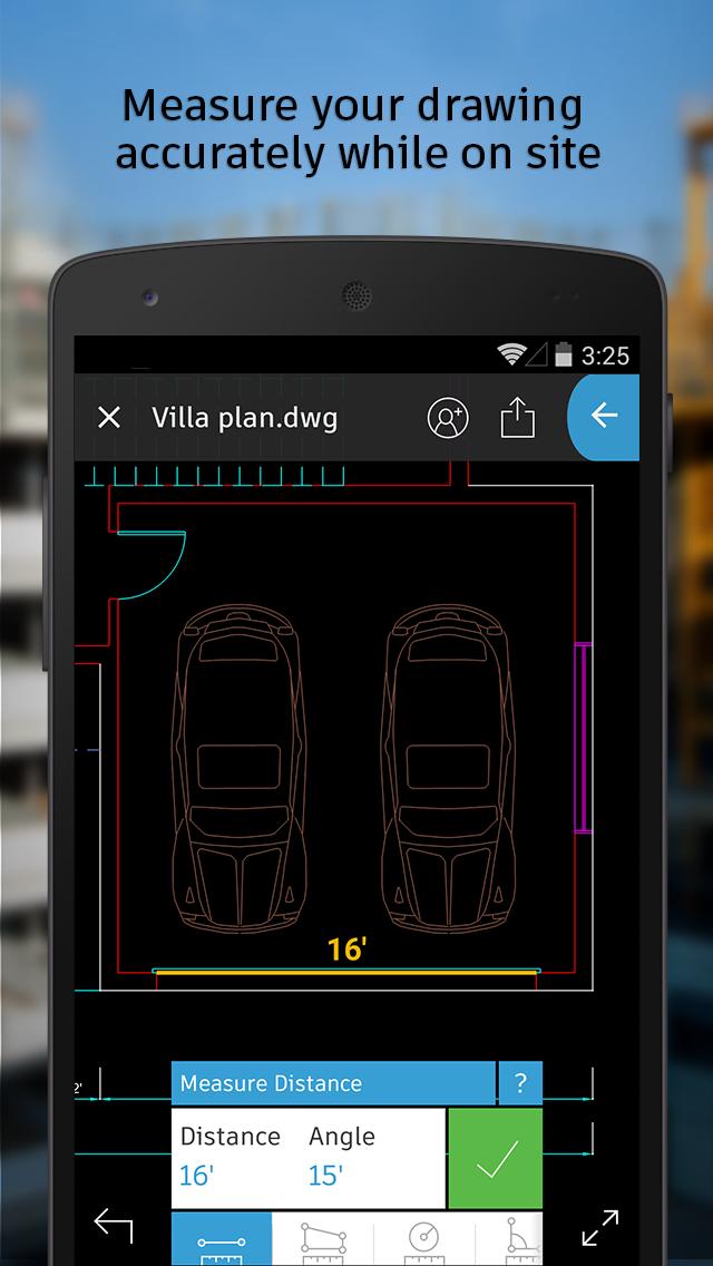 AutoCAD 360 screenshot #2