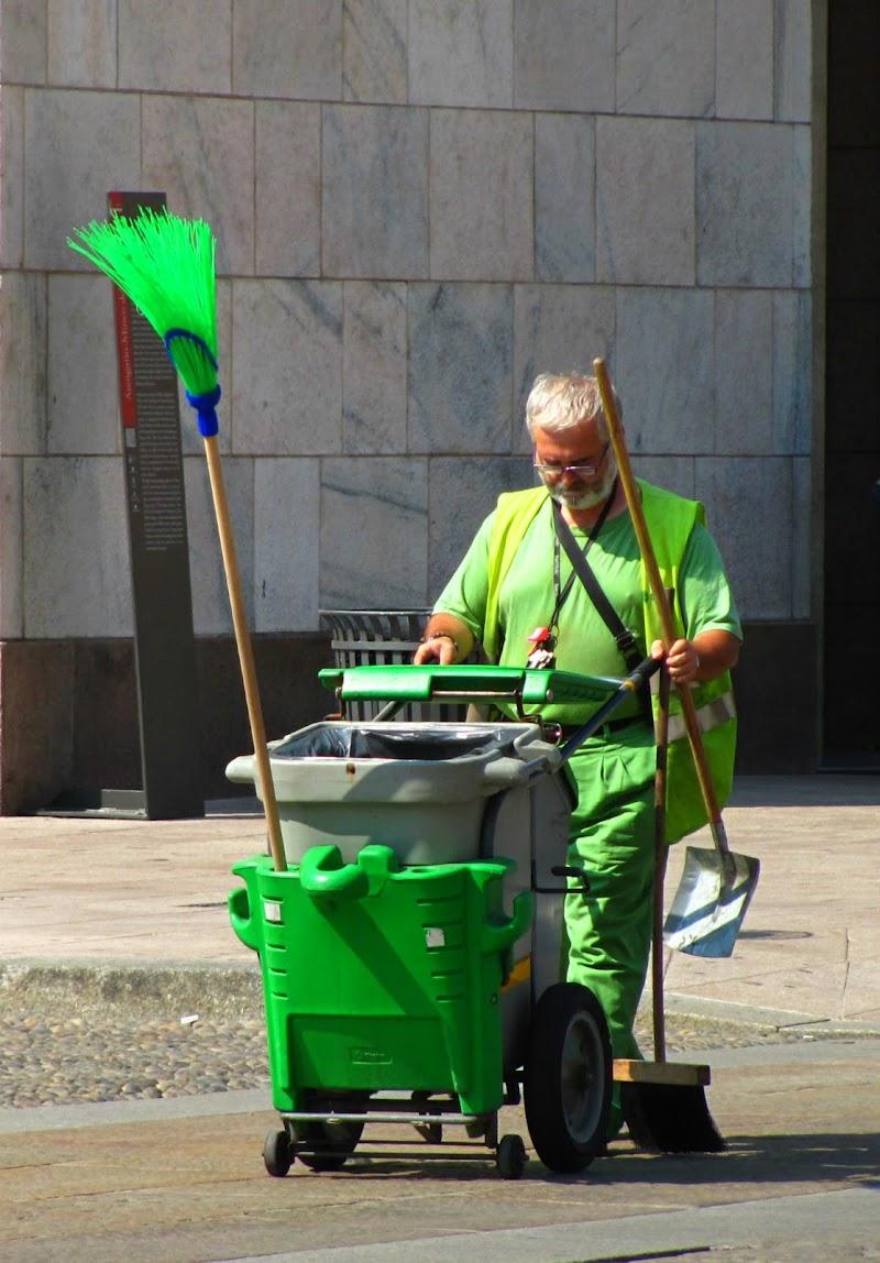Operatore ecologico di donyb