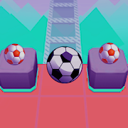 Scrolling Ball 2018 in SKY-Wall Ball