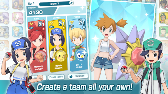 Pokemon Masters APK Download [100% Working] 3