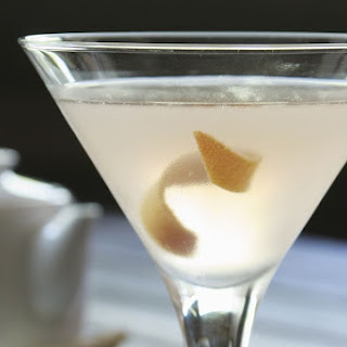 Passion Pearl Cocktail.