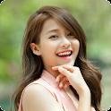 Random Beautiful Girls LWP icon