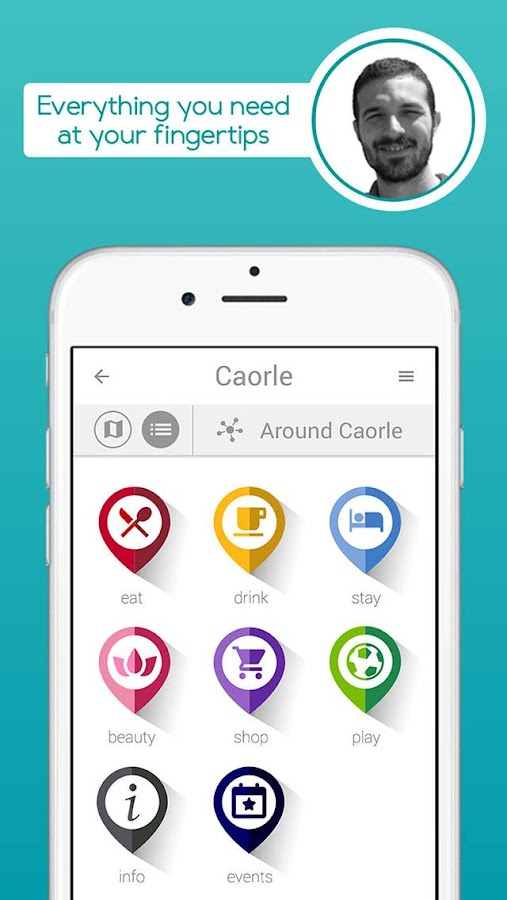 Caorle - the app of our city- screenshot