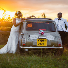 Wedding photographer Patrick Wambu (wambu). Photo of 18.09.2015