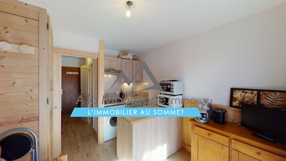 Vente studio 1 pièce 17 m² à La Rosière (73700), 96 000 €