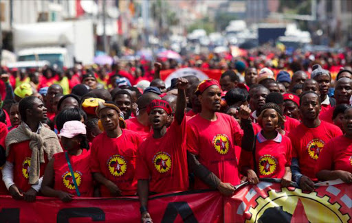 Numsa has bemoaned the new minimum wage bill that has been signed into law