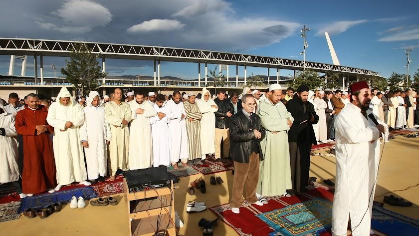 Los 90.000 fieles de la comunidad islámica de Almería comienzan el Ramadán