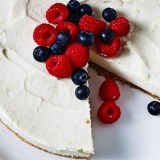 Zesty Tofu Cheesecake Recipe