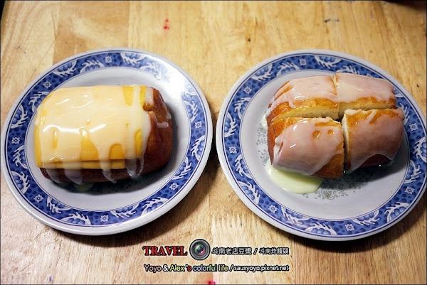 斗南炸饅頭 ~ 半夜排隊也要想辦法吃到的煉乳起司饅頭~