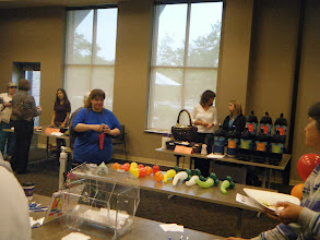Photo: Spring Lake Library Taste of the Tri-Cities event