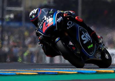 GP d'Autriche Moto 2 : Francesco Bagnaia s'impose et prend la tête au classement général