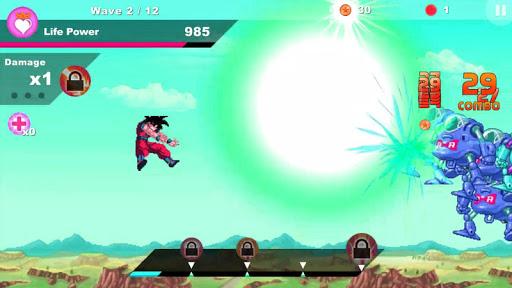 goku saiyan battle apk download