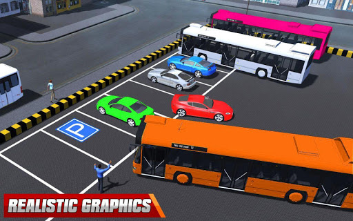 Tourist Drive Bus Parking Simulator 1.3 screenshots 4