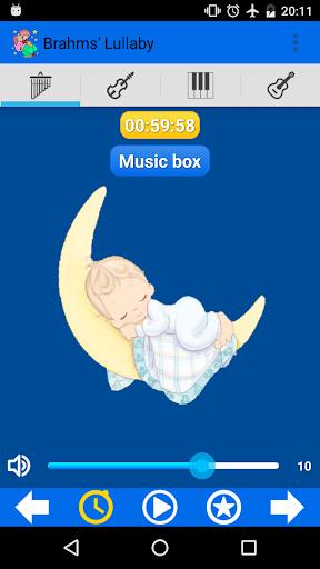 無料音乐Appの赤ちゃんのためのブラームスの子守歌|記事Game