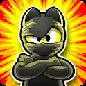 Ninja Hero Cats icon
