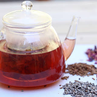 Chasteberry and Rose Tea.