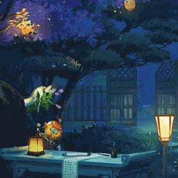 真夏の幽庭アイコン