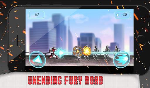 Iron Avenger - Fury Road Free Screenshot