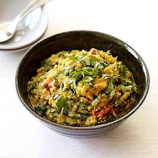Slow Cooker South Indian Lentil Stew.