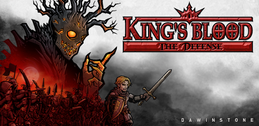 King's Blood The Defense Mod Apk 1.2.1 (Free purchase)(Free shopping)
