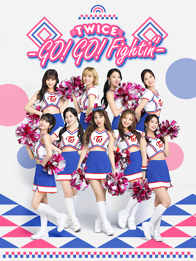 TWICE -GO! GO! Fightin'- 1.2.7 Cheat screenshots 1