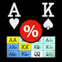 PokerCruncher - Advanced - Poker Odds Calculator icon