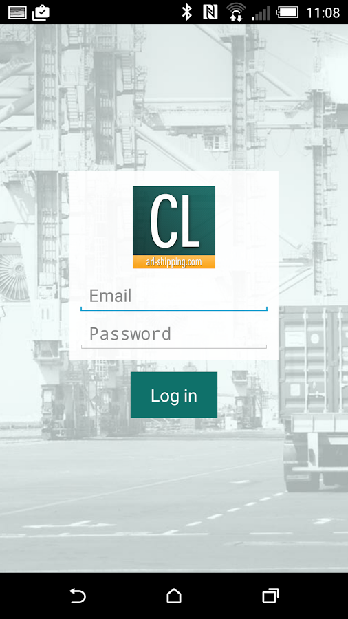 arl Crane Logger- screenshot