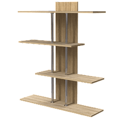 Презентация полки П-4 купить на сайте фабрики Тиса мебель