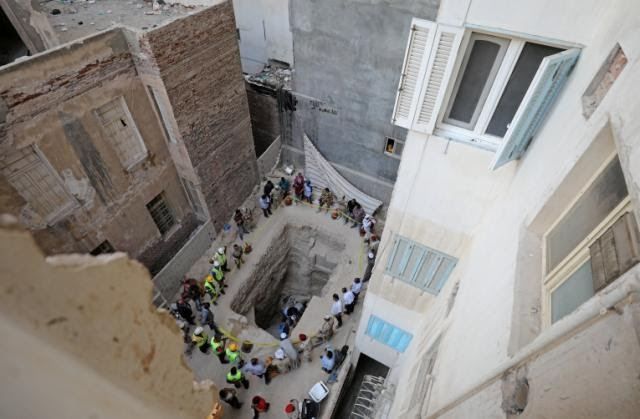 The 'curse' of an ancient Egyptian tomb is revealed