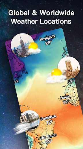 Live Weather Forecast: Accurate Weather 1.2.7 screenshots 6