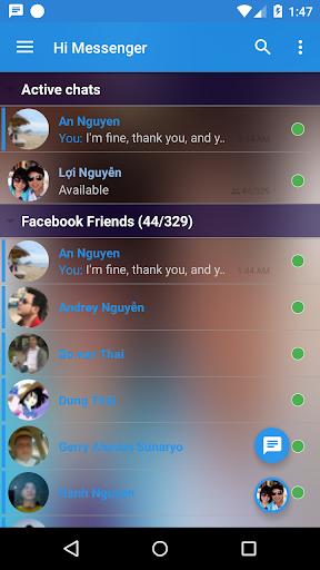 玩通訊App|Facebook用のメッセンジャー免費|APP試玩